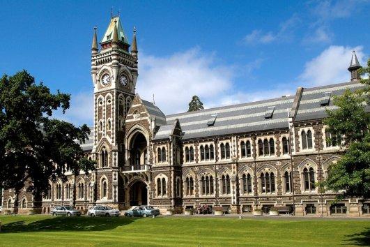 В городах Новой Зеландии