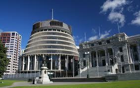 Посещение Парламента Новой Зеландии