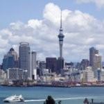 Вид на Окленд, Новая Зеландия