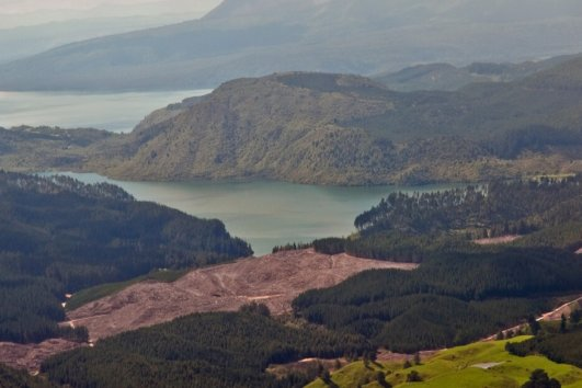 Тур из Окленда в геотермальные долины