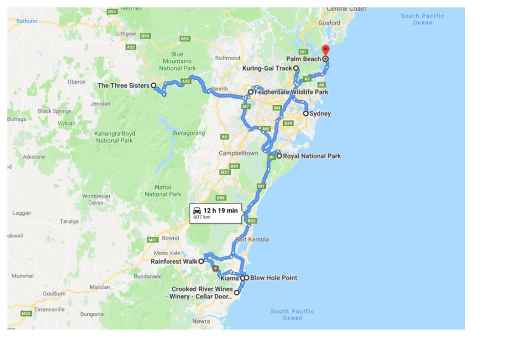 тур в австралии 14 дней