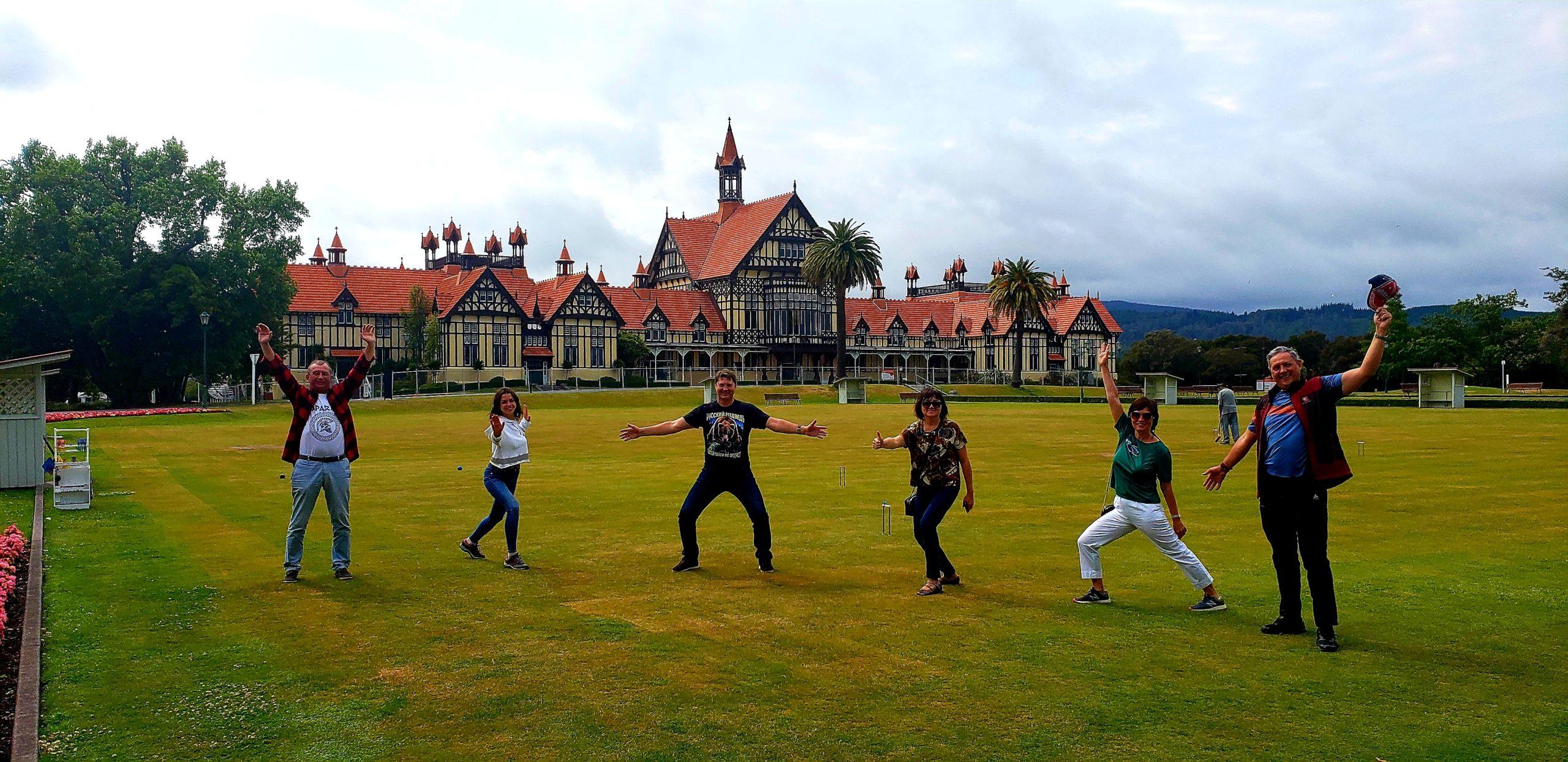 тур групповой в Новую Зеландию из Сакнт-Петербурга