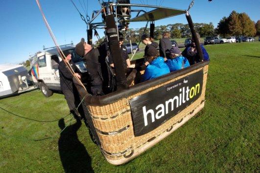 Полет на шаре на Северном острове Новой Зеландии. Тур в Новую Зеландию на 8 дней в 2018 году