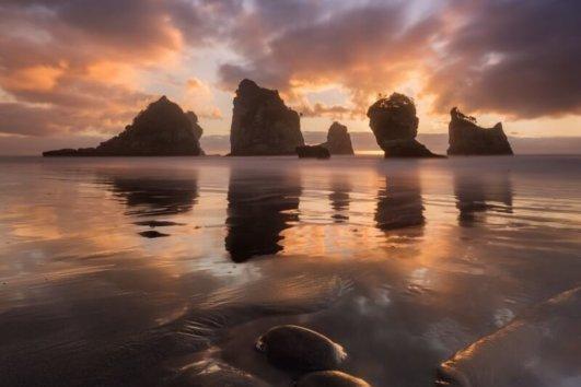 Новая Зеландия 8 дней