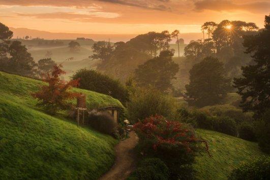 Новая Зеландия 17 дней