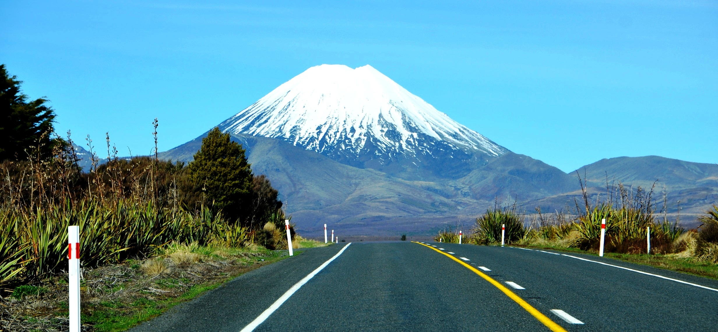 Затерянный мир! Лучшие места Новой Зеландии за 12 дней