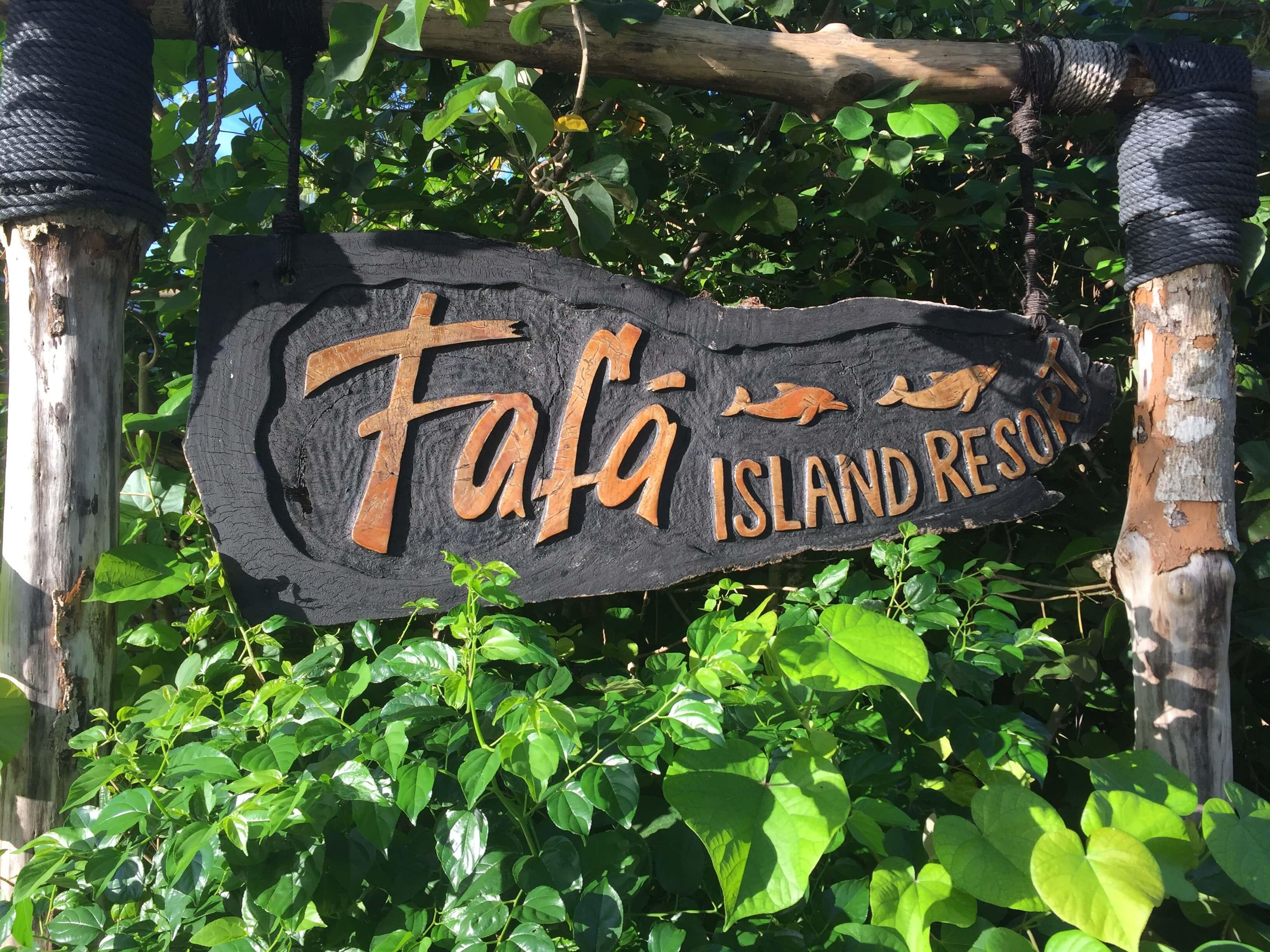 Отдых на острове Фафа в королевстве Тонга