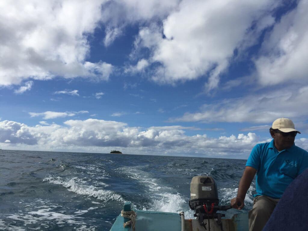 отдых на необитаемых островах Тонга