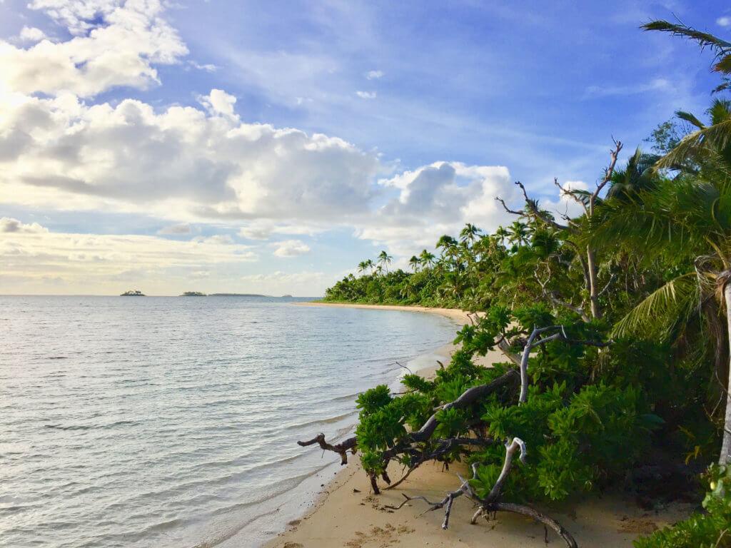 отдых на отсровах Тонга после посещенгия новой зеландии