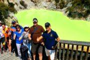 Амбассадоры гиды Новой Зеландии в групповых турах